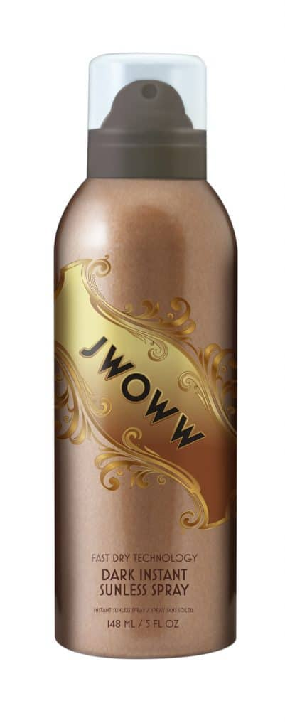 JWOWW Sunless Spray